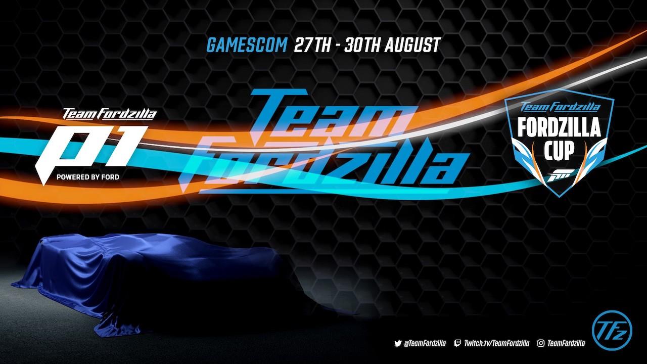 ゲーム界に本格的に進出するフォード、ヨーロッパ最大のゲームショーで様々な発表を予告【動画】