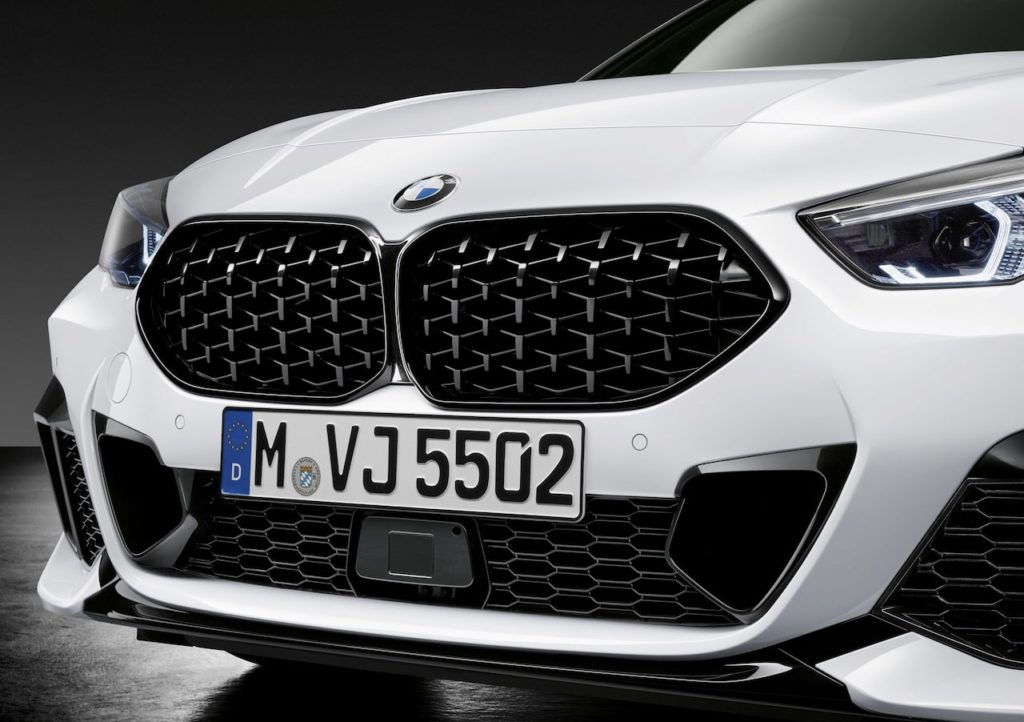 BMW 2 シリーズ グランクーペに早くもMパフォーマンスパーツが登場!
