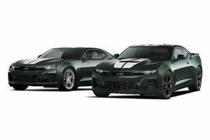 新型シボレー・カマロが仕様変更。限定モデルを含む全車の価格を改訂し今夏デビュー