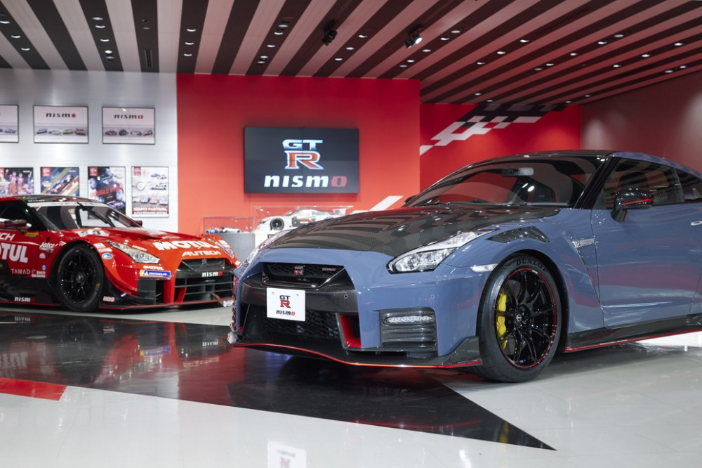【究極のドライビングプレジャー】日産GT-Rニスモ 2022年モデル先行公開 10月発売予定