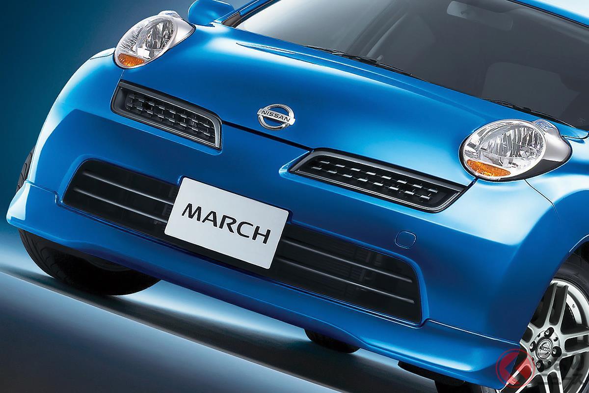 ベーシックカーだけど、とんでもないモデルもあり? 高性能な日産「マーチ」5選