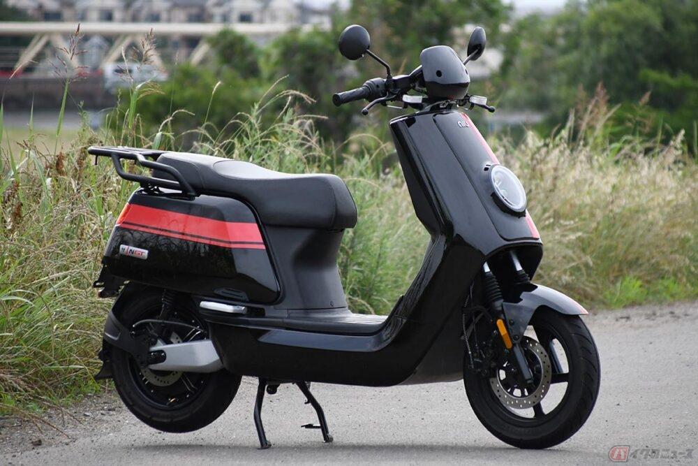 満充電で100km超を走行 原付2種区分の電動バイク、niu「NQi GT」の気になる電費を検証する