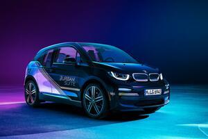 BMWが世界最大級の家電見本市「CSE2020」で「i3」をベースにした二人乗りのコンセプトカーを出展