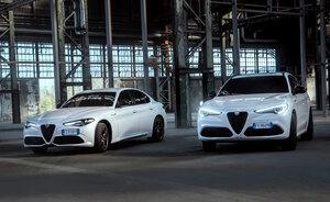 アルファロメオが「ジュリア」と「ステルヴィオ」の2021年モデルを発表! 伝統の名を持つ新グレードも