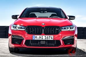 いつの時代も最強セダン! BMW新型「M5」爆誕!!