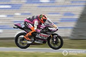 Moto3ポルトガル予選:好調アンドレア・ミーニョがポール獲得。日本勢は佐々木歩夢10番手が最上位