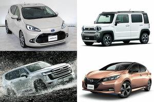 【減産のなかで】8月に売れた登録車/軽ランキング トヨタ強し