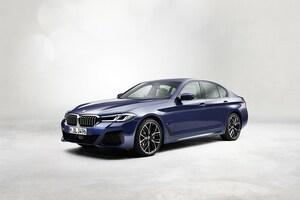BMW5シリーズがマイナーチェンジ 渋滞時ハンズオフが可能に