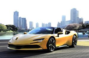 「速さは美しい」ことを証明してくれたフェラーリ初の市販PHEV「SF90ストラダーレ」