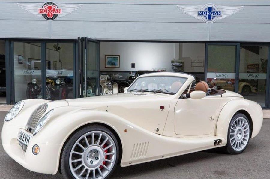【木製シャシーにBMW V8】モーガン・エアロ8 英国版中古車ガイド モデルライフ18年