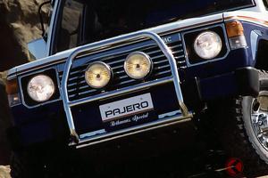 ゴツいところがカッコイイ! クロカン4WDブームを支えた初代「パジェロ」を振り返る