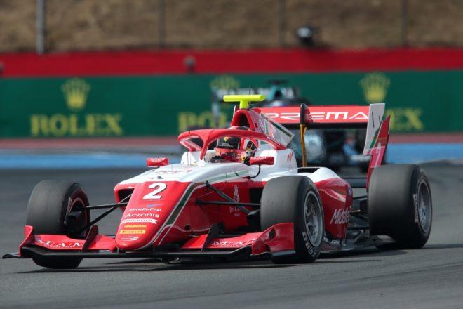 シャルル・ルクレールの弟アーサーが初優勝。岩佐歩夢は9位入賞【FIA-F3第2戦フランス レース2】