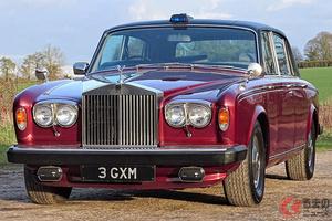 英国王女が愛したロールス・ロイスはたったの700万円 特注「シルバーレイスII」の仕様とは