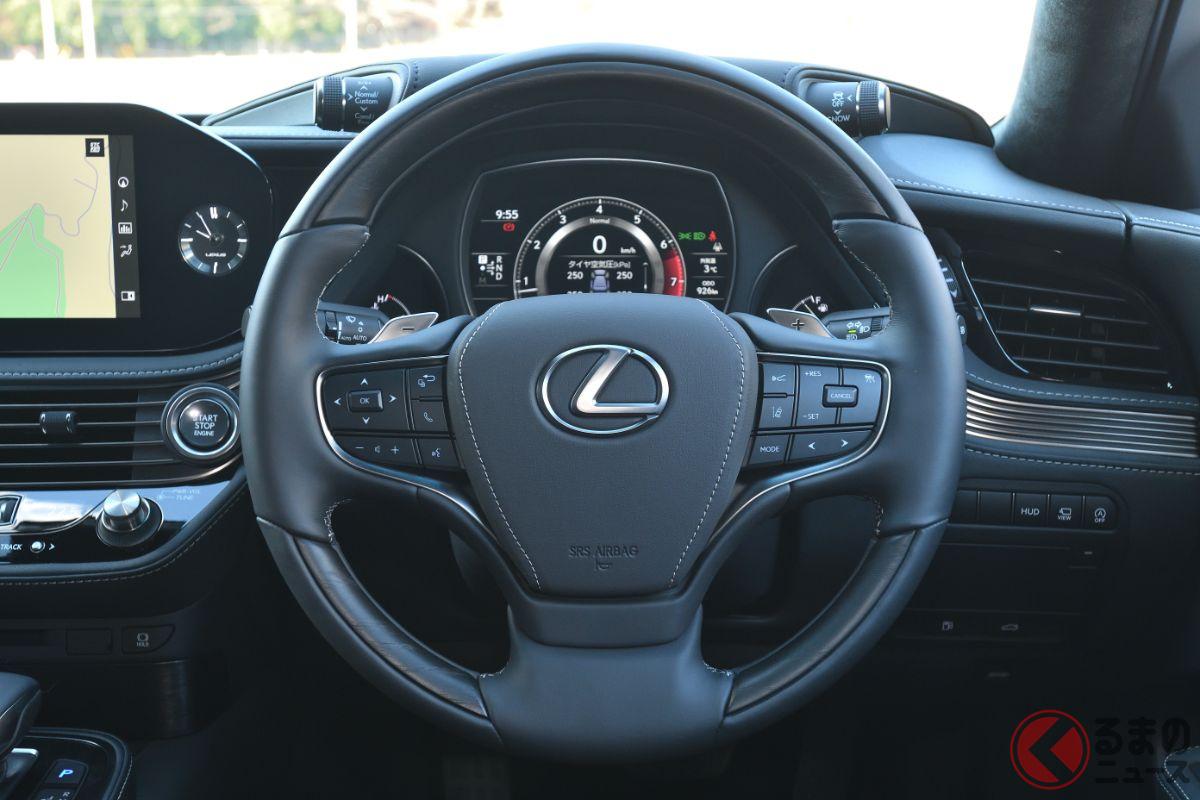 トヨタ・レクサスが手放し運転可能な「MIRAI・LS」を発表! 人と対話する運転支援とは