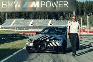 BMW M GmbH代表マルクス・フラッシュに聞く今後。LMDh活動への参加も示唆