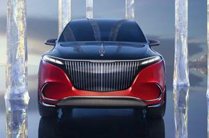 【超高級電動SUV誕生】メルセデス・マイバッハ コンセプトEQS公開 発売は2023年予定