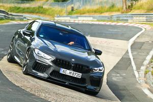 最高出力700hpにパワーアップ! ACシュニッツァーの「BMW M8」プログラムがスタート! 【動画】