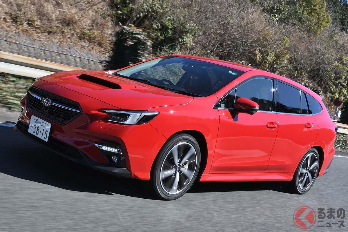 スバル新型「レヴォーグ」は走りと燃費を両立!? 新エンジンの実燃費を徹底調査