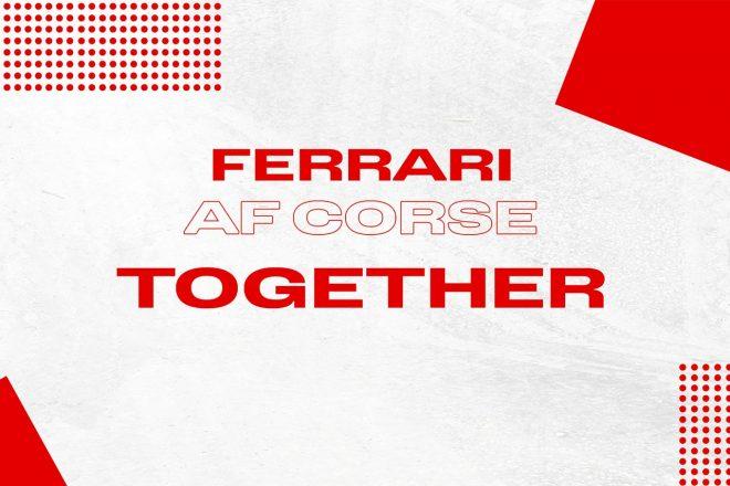 フェラーリ、2023年のル・マン・ハイパーカー参戦に向けAFコルセとのパートナーシップを発表