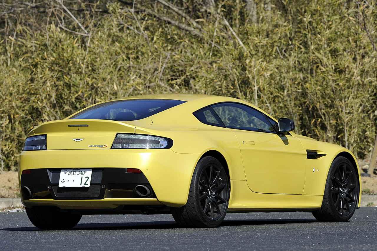 【スーパーカー年代記 077】アストンマーティン ヴァンテージはV12を搭載して史上最速の量産アストンを目指した