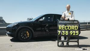 新型ポルシェ カイエン、ニュルブルクリンク北コースで市販SUV最速ラップを達成! 【動画】