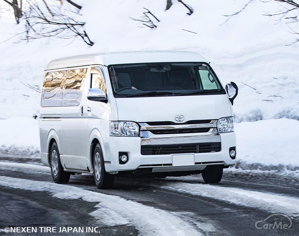 ネクセンタイヤからバン・ライトトラック用オールシーズンタイヤ N blue 4Season Van 発売!