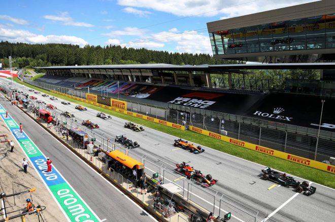 F1、渡航制限により6月のトルコGP開催を断念。オーストリアで2レース実施、フランスとの3連戦へ