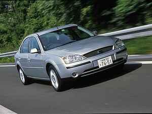 【懐かしの輸入車 44】フォード モンデオはV6を搭載して質実剛健ぶりをさらにアップした