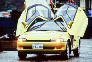 トヨタらしからぬ「攻めっぷり」がスゴイ! 「WiLL三兄弟」とそれ以前に誕生していた「パイクカー」とは