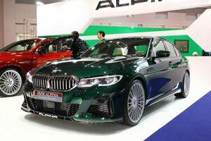 新型BMW アルピナ B3 リムジン世界初公開! 遂にG20ベースの人気モデルが日本で予約受付開始