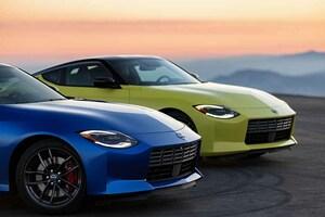 日産自動車がニューヨークで米国市場向けの新型「Z」を初公開!