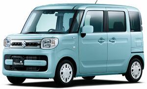 スズキの福祉車両ウィズシリーズ「スペーシア 車いす移動車」が安全装備を拡充して発売