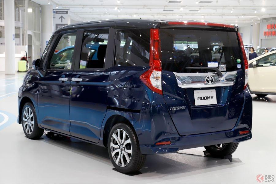 トヨタの車種整理始まる!? 小型ワゴン「タンク」が兄弟車「ルーミー」に統一は本当なのか