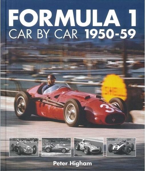 Formula 1 Car By Car 1950-59【新書紹介】