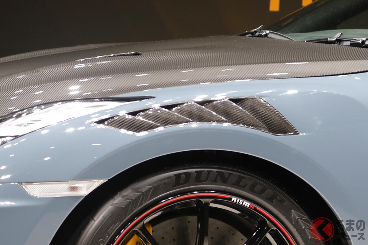 日産新型「GT-R NISMO Special Edition」10月発売! エンジン進化&新ロゴ採用でどう変化した?