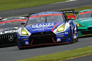 KONDO RACINGのGT-RがGT300クラス初勝利を飾る【スーパーGT選手権 Rd05】GT300クラス