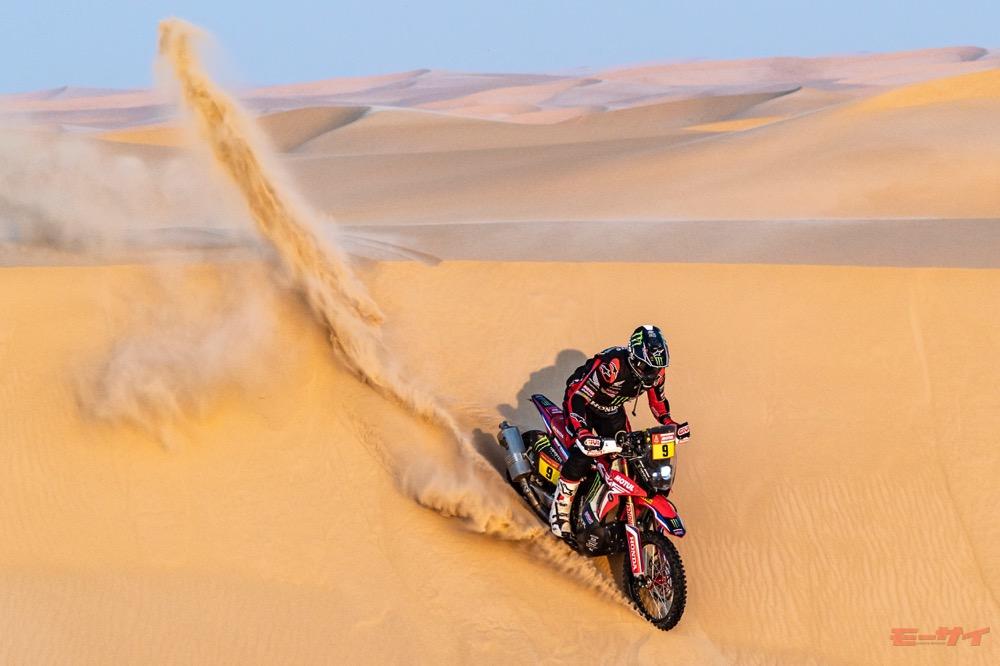 「砂漠に強いホンダが帰って来た!」 31年ぶり、ダカールラリー悲願の総合優勝達成