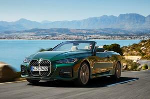 【ソフトトップ採用】新型BMW 4シリーズ・コンバーチブル、欧州で発表 374psのM440iがけん引
