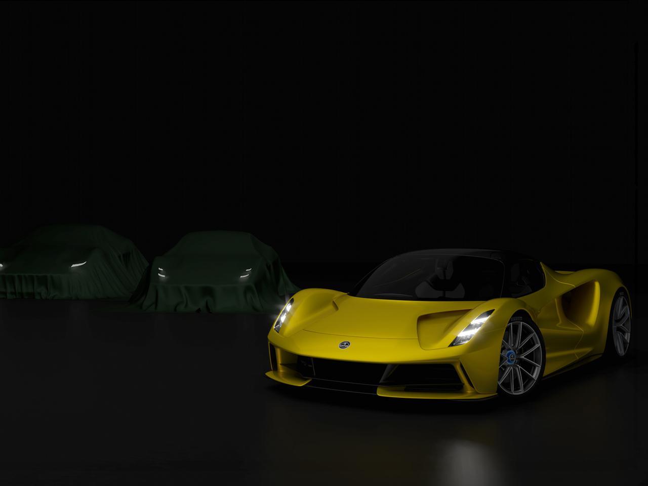 ロータスがスポーツカーシリーズを一新。エリーゼ/エキシージ/エヴォーラの生産終了を決定!
