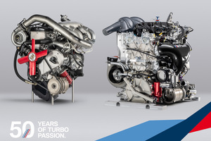 BMW 2.0L 4気筒ターボエンジンの50年とレースエンジンのリーンバーン