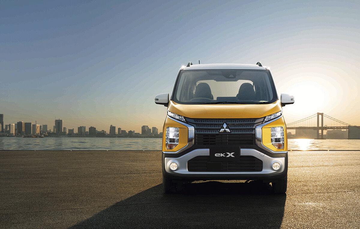 安全&快適装備が充実! 三菱が「eKワゴン」と「eKクロス」をアップデート