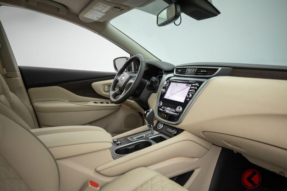 激カッコイイ! 日産新型「ムラーノ」出た! 2021年モデルは安全性&快適性向上で約335万円から