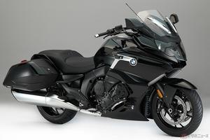 量産市販バイクでは稀な直6エンジン搭載 BMWが「K1600B」の価格改定を発表