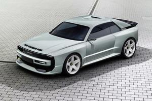 【クワトロに捧げる純EV】E-レジェンド EL1 トリプルモーターで816ps 価格は1億超