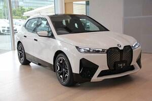 BMWのピュアEV攻勢がいよいよ始まる! 最新モデルの「BMW iX」をメディアに初披露