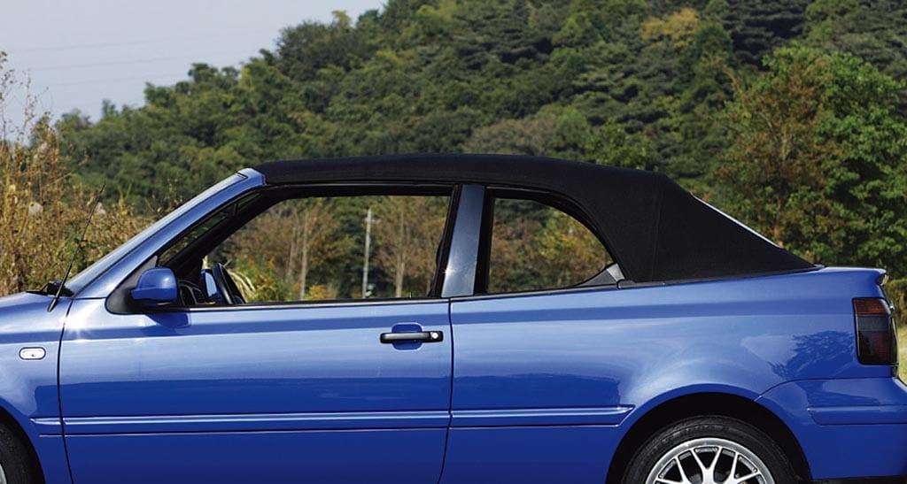 中古車で味わうゴルフ・カブリオレ【VW GOLF FAN Vol.10】