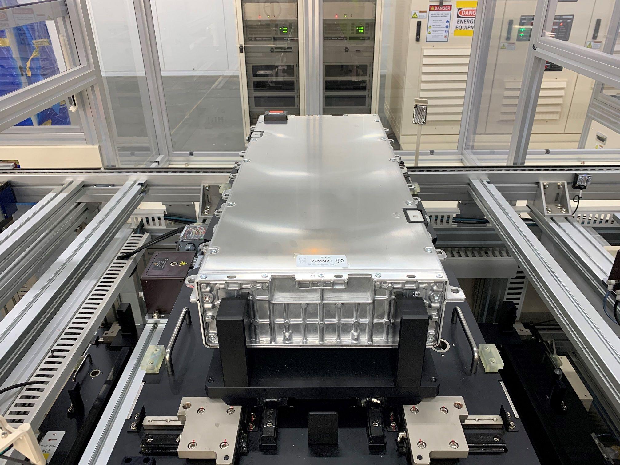 フォード、韓国SKと車載バッテリーの合弁会社「ブルーオーバルSK」設立 EV用電池の安定調達へ
