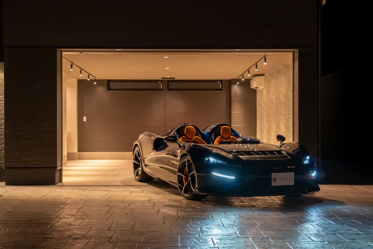 愛車がショールーム級に映える至高のガレージハウス!『インセル木更津 The Luxury オープニングイベント』レポート!