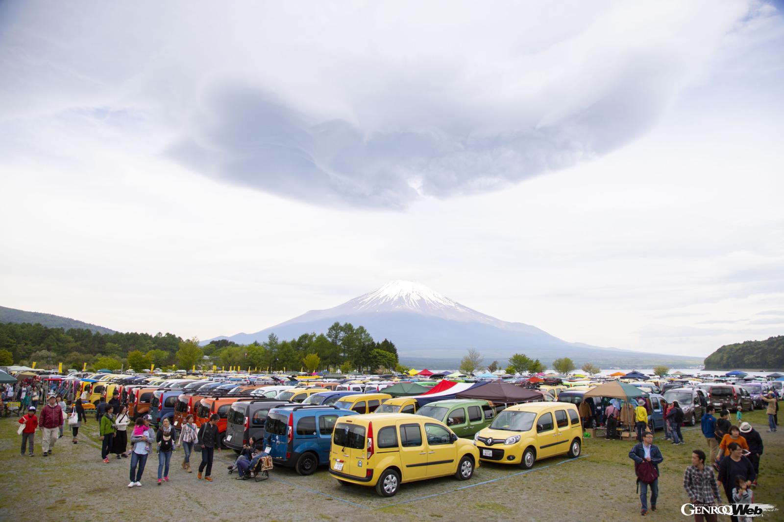 カングーファンの祭典、2021年「ルノー カングー ジャンボリー」は秋以降に延期