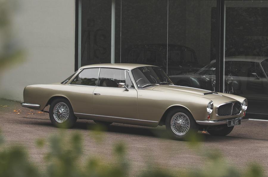 【1台目は日本へ出荷】復活のアルヴィス グラバー・スーパークーペ生産開始 旧車復刻